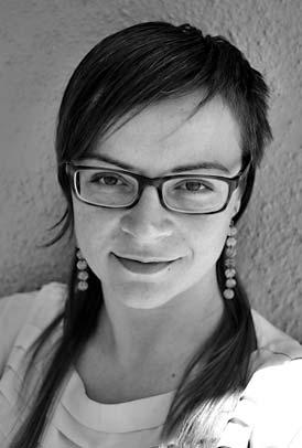 Magda Wojtyra portrait