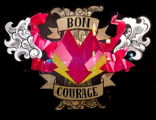 Bon Courage