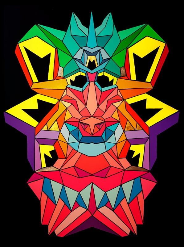 Crystal King Ape