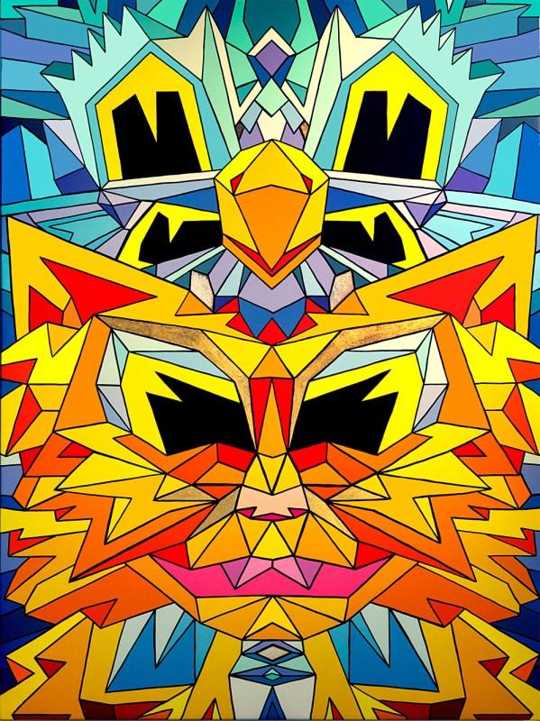 Crystal King Firecat (Ice Bird)