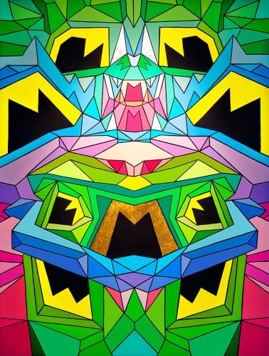Crystal King Toad