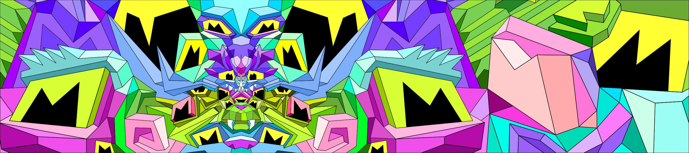 Crystak King Destiny digital art