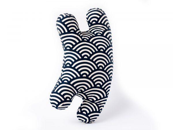 Japanese textile handmade stuffed animal