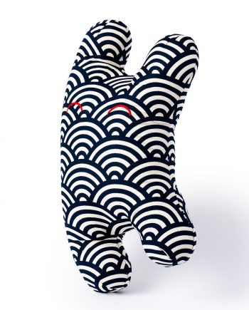 Japanese textile handmade stuffed animal