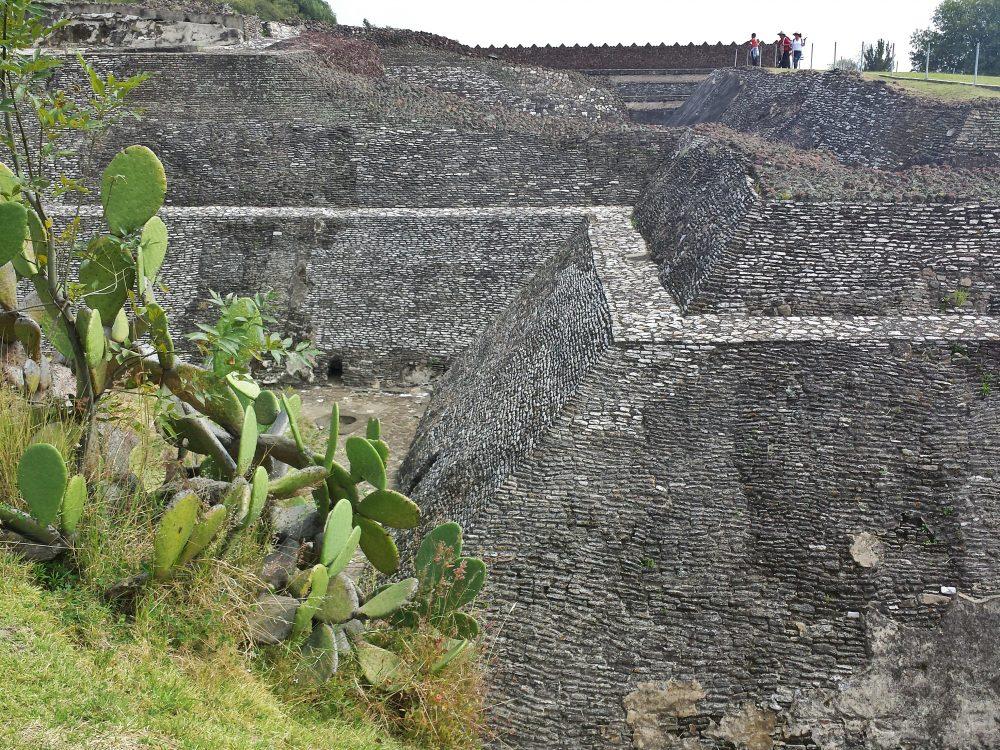 Cholula archeology dig