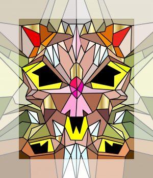 Crystal King Chocolate Milk painting digital sketch by Happy Sleepy