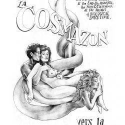 Illustration of The Cosmazon
