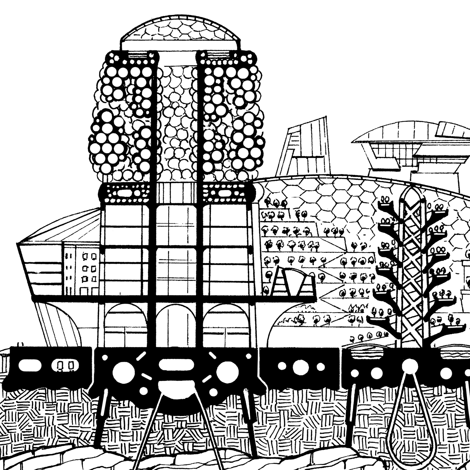 Marc Ngui woldbuilding city cross section