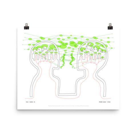 Thousand Plateaus illustration
